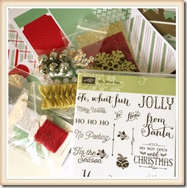 Oh What Fun Project Kit 1