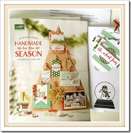 winter catalogus Stampin Up