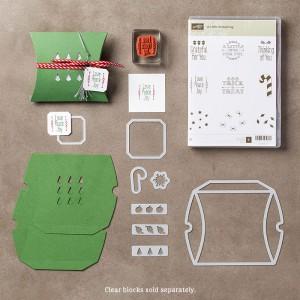 square pillow box bundle