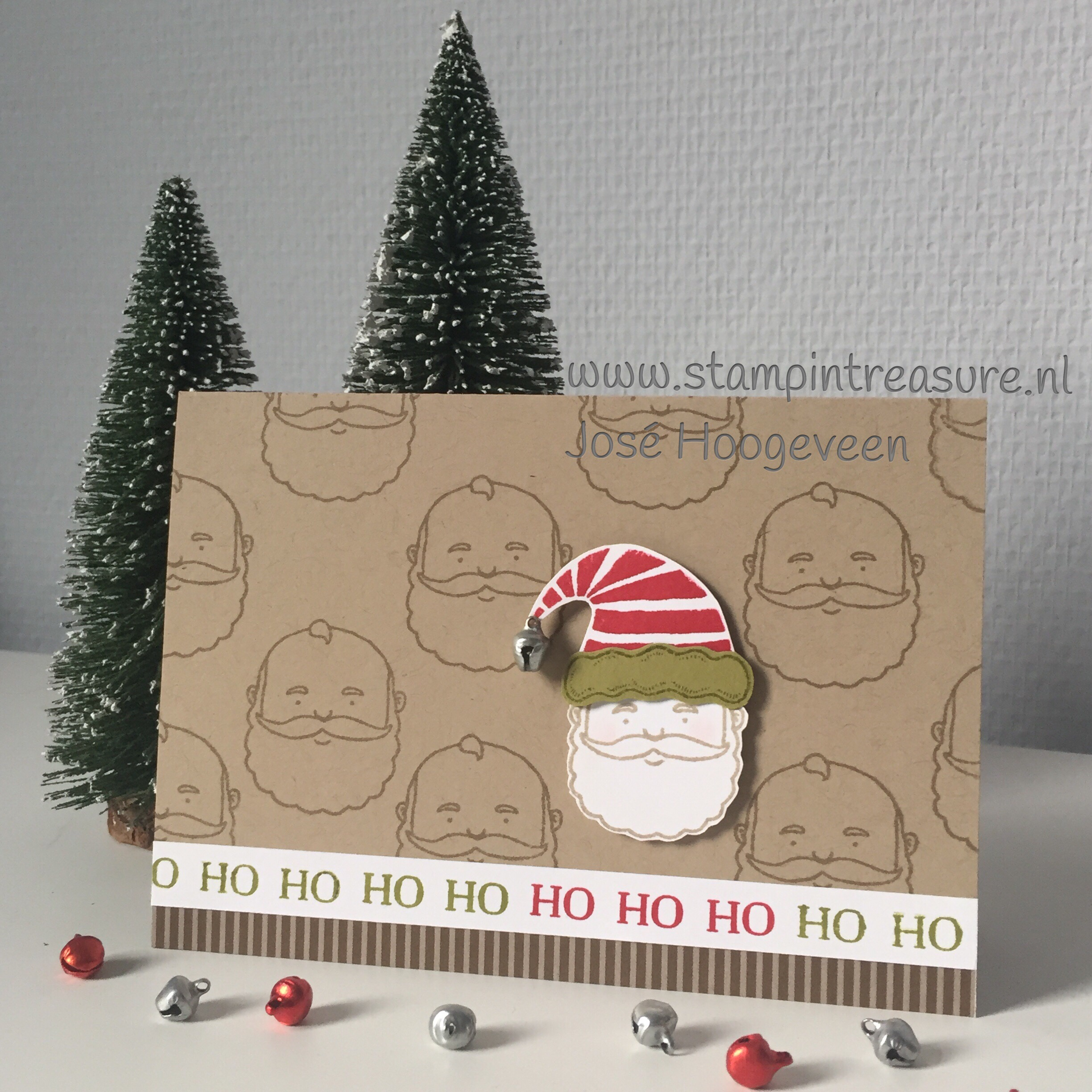 jolly friends stampin up