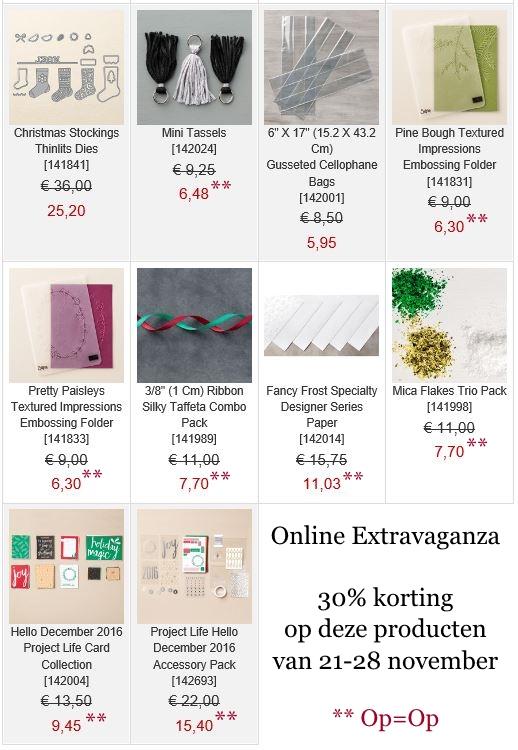 online extravaganza 30%