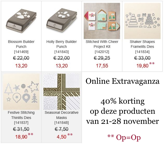 online extravaganza 40%