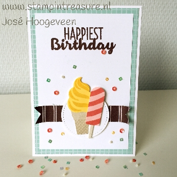 Cool treats Stampin up