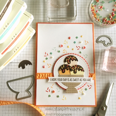 cool treats card stampin up