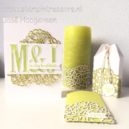 let's get married stampin up