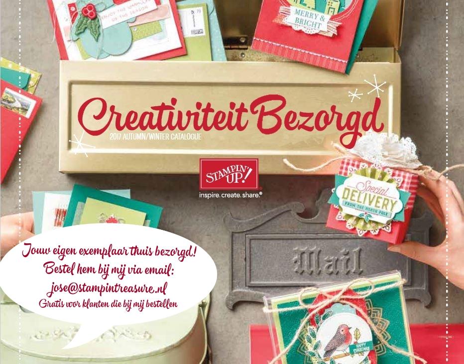 herfst/winter gids en Nieuwe Nederlandse stempel sets