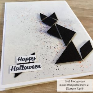 spooky days halloween stampin up