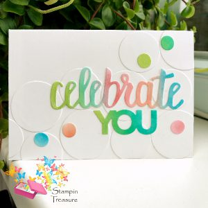 Color Combo March 2018 Stampin Up