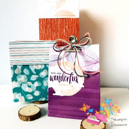 Beautiful Papers Nature's Poem Stampin Up